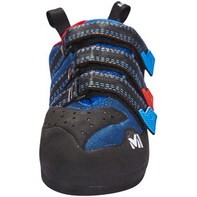 Millet Cliffhanger Climbing Shoes Men, electric blue/orange
